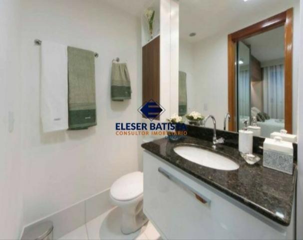 DWC - Apartamento Veredas Buritis 2 Quartos c/ suite Colinas de Laranjeiras - ES - Foto 5