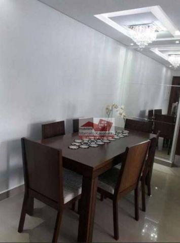 Apartamento com 2 dormitórios à venda, 60 m² por R$ 330.000 - Mooca - São Paulo/SP - Foto 3