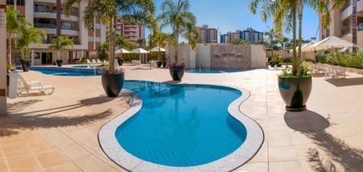 Apartamento 3 quartos para temporada em caldas novas, promenade, 3 dormitórios, 1 suíte, 1 - Foto 2