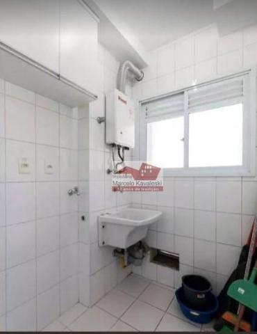 Apartamento residencial para locação, Vila Dom Pedro I, São Paulo. - Foto 8