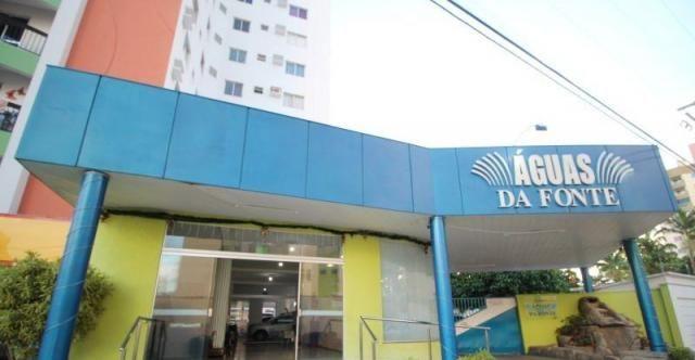 Apartamento 1 quarto para temporada em caldas novas, aguas da fonte, 1 dormitório, 1 banhe - Foto 8