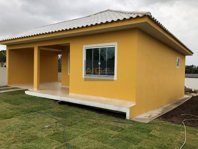 Casa 2 quartos / suíte / Primeira locação - Foto 2