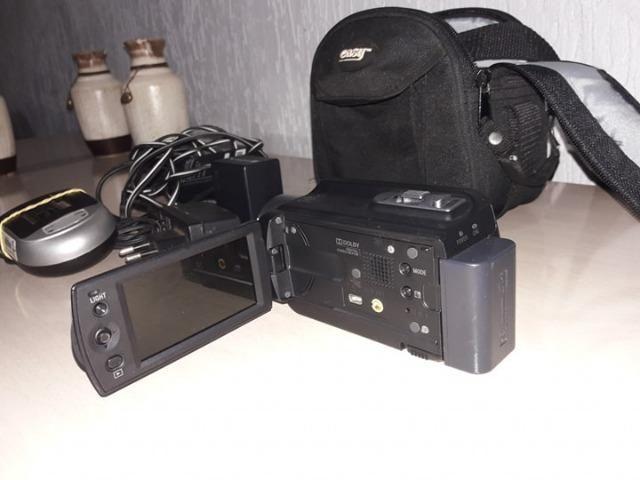 Filmadora Sony Full HD 50x - Foto 4