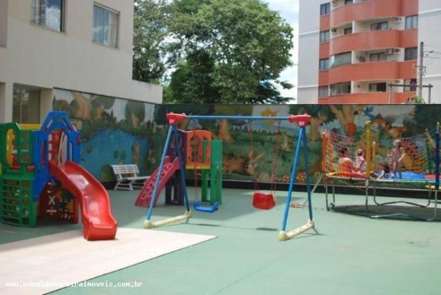 Apartamento 3 quartos para temporada em caldas novas, royal park, 3 dormitórios, 1 suíte, - Foto 19