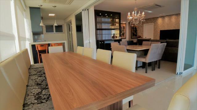 Apartamento 4 Suítes, 189 m², semi mobiliado na Graciosa - Excellence Tower
