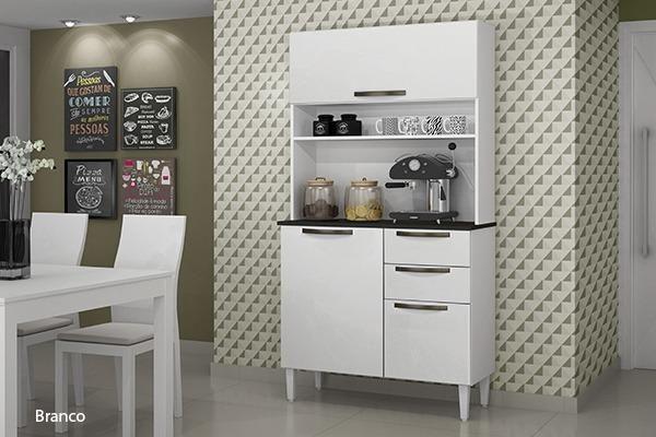 Kit Cozinha Roma Salleto
