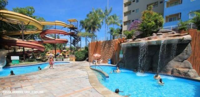 Flat para temporada em caldas novas, golden dolphin grand hotel, 1 dormitório, 1 suíte, 1  - Foto 11