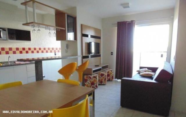 Apartamento 1 quarto para temporada em caldas novas, cezar park, 1 dormitório, 1 banheiro, - Foto 13