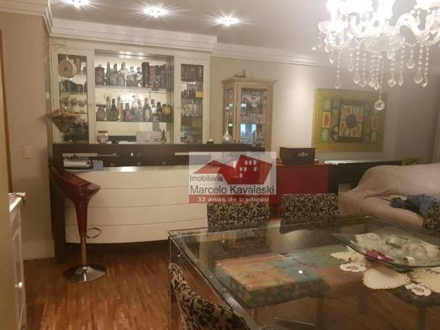 Apartamento com 3 dormitórios para alugar, 140 m² por R$ 5.000/mês - Ipiranga - São Paulo/ - Foto 3