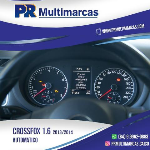 VW CrossFox 1.6 2014 - Foto 6