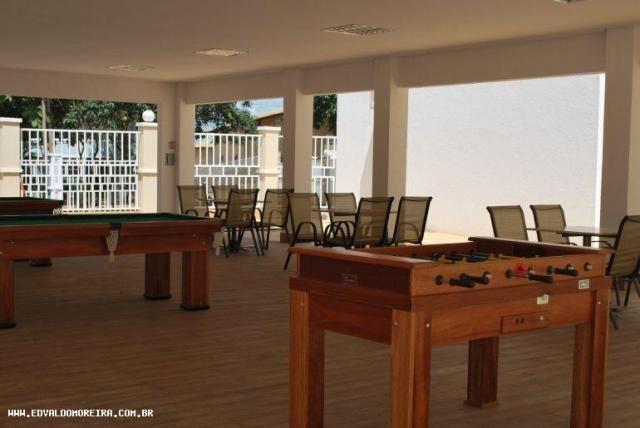 Apartamento 3 quartos para temporada em caldas novas, lacqua di roma, 3 dormitórios, 3 suí - Foto 9