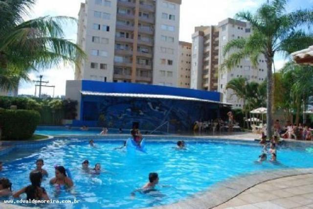 Apartamento 2 quartos para temporada em caldas novas, prive das thermas i, 2 dormitórios, - Foto 10