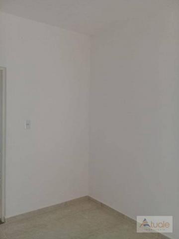 Apartamento com 2 dormitórios à venda, 59 m² - jardim santa rita i - nova odessa/sp - Foto 11