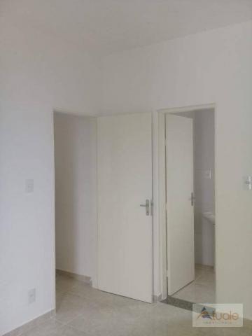 Apartamento com 2 dormitórios à venda, 59 m² - jardim santa rita i - nova odessa/sp - Foto 8