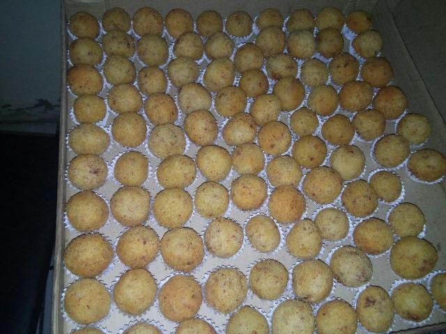 Pacote Natalino Doces & Salgados Fritos - Foto 3