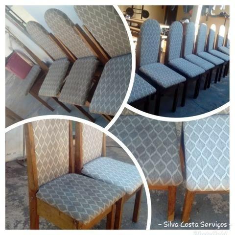 Ipermeabilização de cadeiras - Foto 4