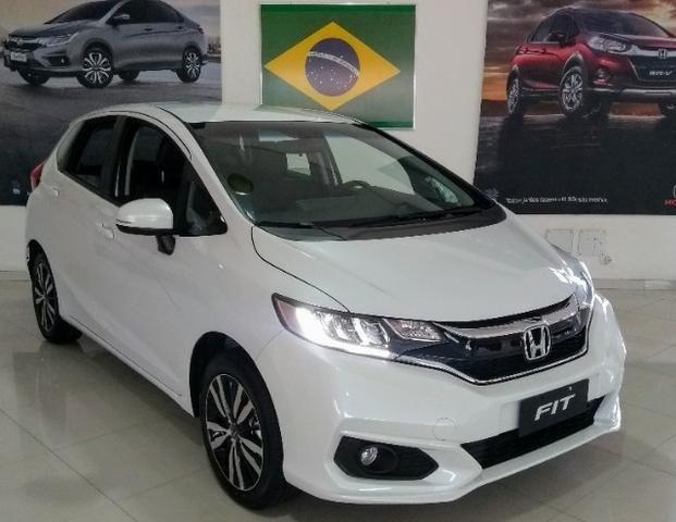 Honda Fit EXL 1.5 CVT - Zero Km - Mod 2020 - Foto 2