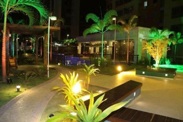 Campobelo, Apartamento no Cocó com 220mts, cozinha e varanda gourmet - Foto 9