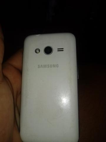 Vendo celular sansungue trco em baik - Foto 2