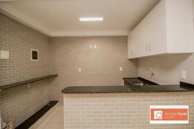 Casa com 2 dormitórios para alugar por R$ 1.600/mês - Setor Habitacional Arniqueiras - Águ - Foto 8