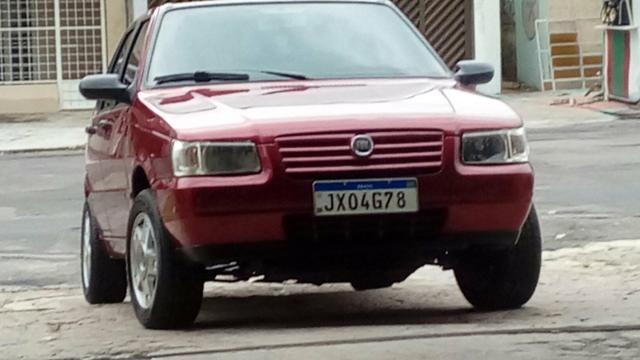 Fiat uno 2005 AR e alarme só