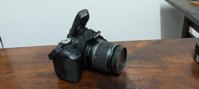 Canon T1I 800 pra bota preço * - Foto 2