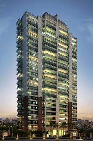 Campobelo, Apartamento no Cocó com 220mts, cozinha e varanda gourmet