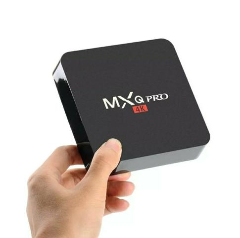 Aparelho TV Box : Transforma sua Tv em uma SmartTV