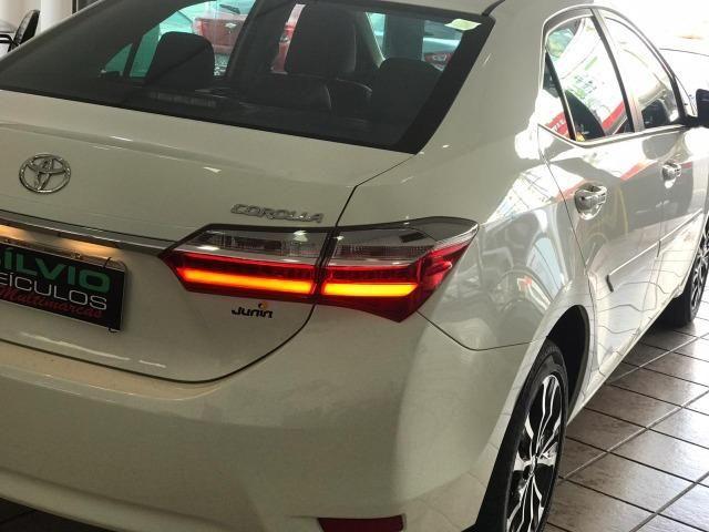 Corolla XEI Multi Drive S 2.0 2019 Branco Apenas 6 mil km - Foto 4