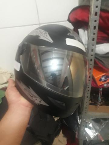 Vendo 2 capacetes - Foto 4