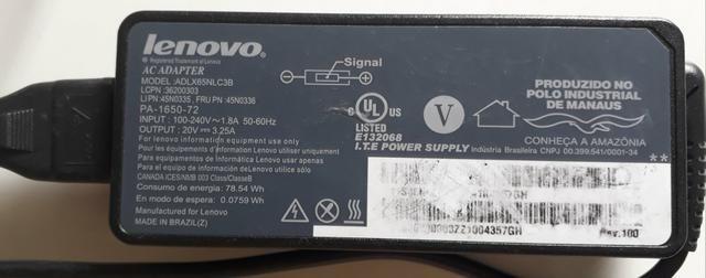 Fonte para Notebook e Ultrabook (Lenovo) - Foto 4
