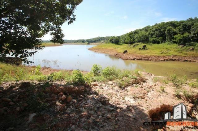 Terreno na Beira do Lago Corumba - Foto 2