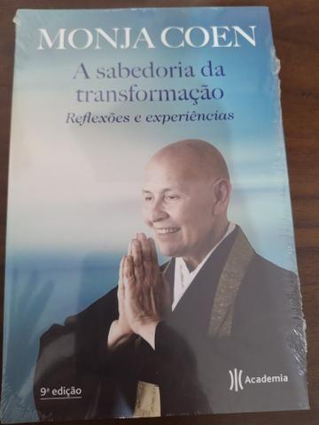 Livro: A sabedoria da transformação