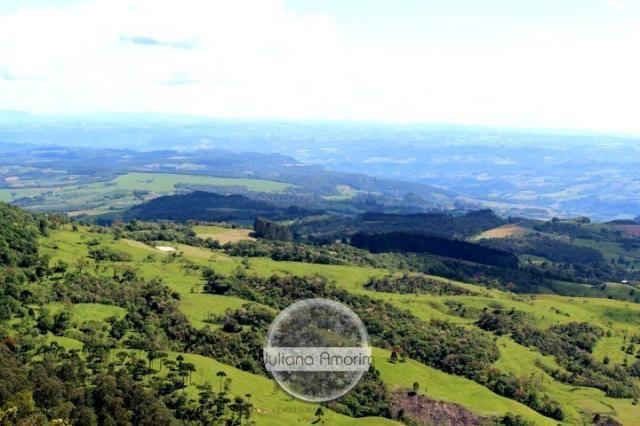 Seu sitio em Bom Retiro na Serra Catarinense