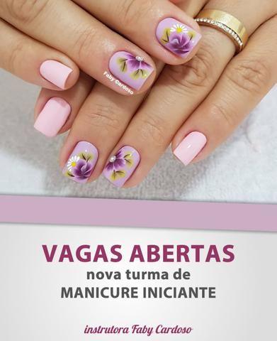 O melhor curso de manicure online do Brasil