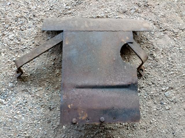 Protetor do Motor VW/Gol Bola 1.8 Original Usado!!