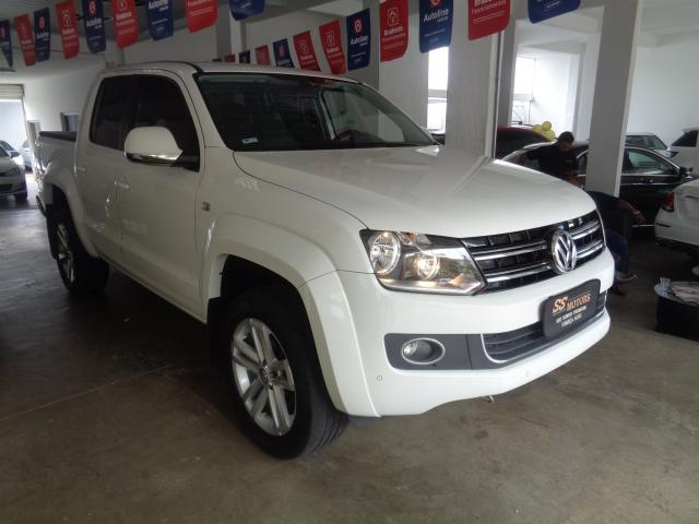 VOLKSWAGEN AMAROK 2015/2016 2.0 HIGHLINE 4X4 CD 16V TURBO INTERCOOLER DIESEL 4P AUTOMÁTIC - Foto 2