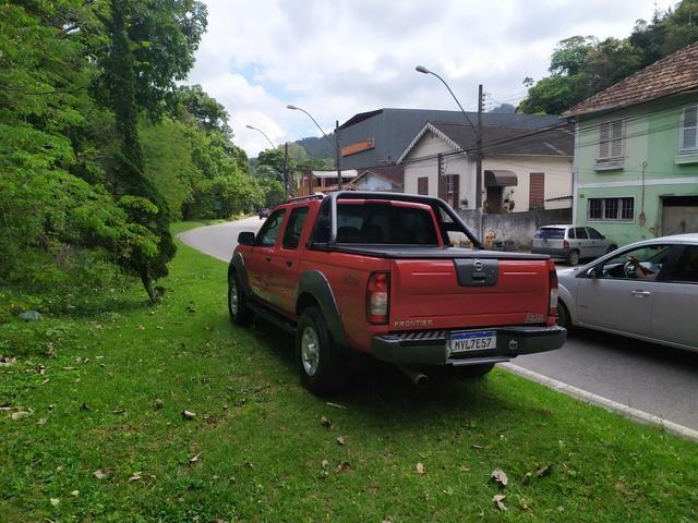 Frontier 2.8 Turbo diesel intercooler 4x4 reduzida - Foto 2