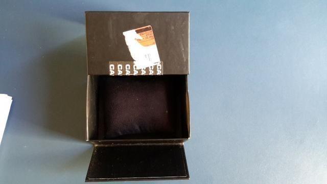 Caixa original do relógio Casio (Novo) - Foto 4