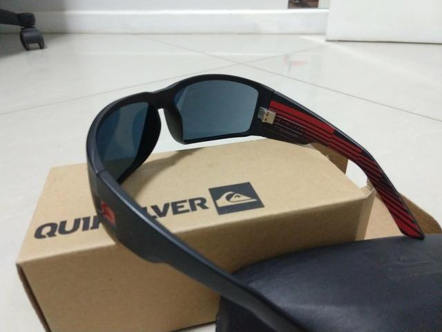 Vendo óculos de sol quiksilver!!! - Bijouterias, relógios e ... db7053ef4e