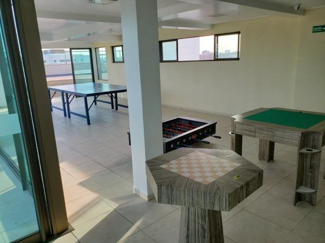 Lindo 3 quartos nascente na praia de Jatiuca, próximo a tudo - Foto 12
