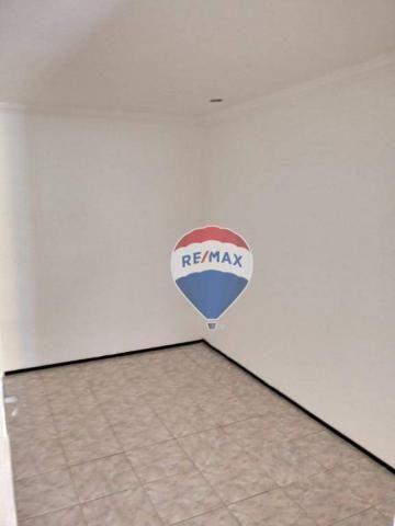 Casa com 2 dormitórios para alugar, 55 m² por R$ 780,00/mês - Cidade 2000 - Fortaleza/CE - Foto 8