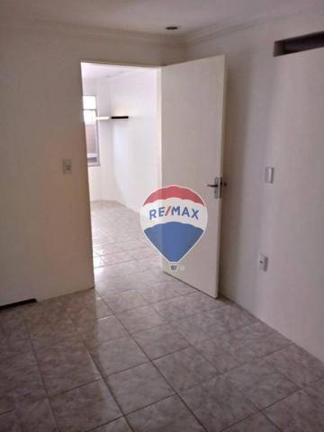 Casa com 2 dormitórios para alugar, 55 m² por R$ 780,00/mês - Cidade 2000 - Fortaleza/CE - Foto 7