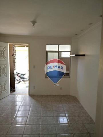 Casa com 2 dormitórios para alugar, 55 m² por R$ 780,00/mês - Cidade 2000 - Fortaleza/CE - Foto 3