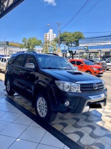 Toyota Hilux SW4 SRV 4x4 DIESEL 7P IPVA 2020 PAGO