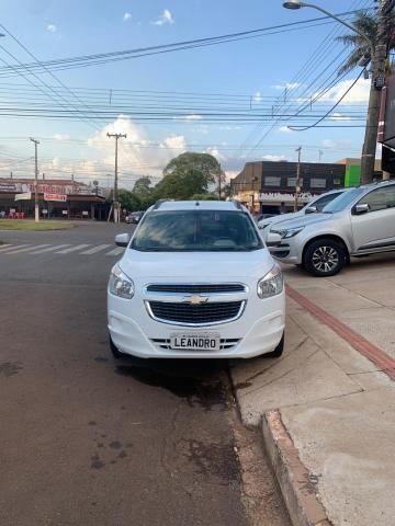 SPIN 2014/2015 1.8 LT 8V FLEX 4P AUTOMÁTICO - Foto 2