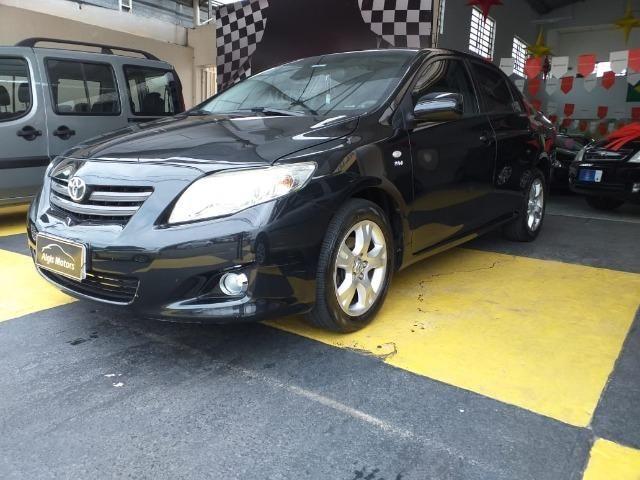 Toyotta Corolla XLI 1.6 4p 2010 - Foto 3