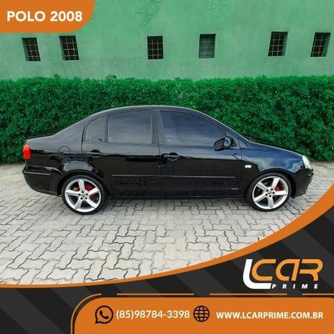 Polo 2008/ Completo/ Exclusivo/ Couro/ Multimídia - Foto 4