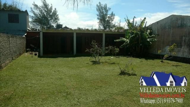 Velleda oferece casa 500 metros do mar em pinhal, central - Foto 7