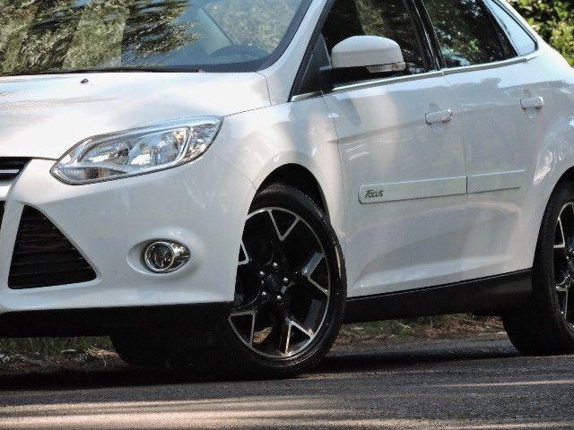 Ford Focus Sedan Titanium 2.0 2015 Impecável - Foto 14